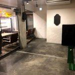 阪急石橋阪大前駅前すぐの1階路面居抜き物件22坪。