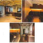 南船場4丁目、美容室居抜き23坪。