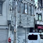 堺筋本町、地下付き1階12坪+2階12.8坪。飲食可能。