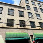 南船場のレトロビル貸店舗。地下1階27坪。
